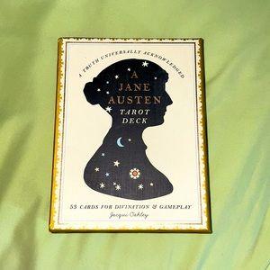 gorgeous Jane Austen Tarot Card deck
